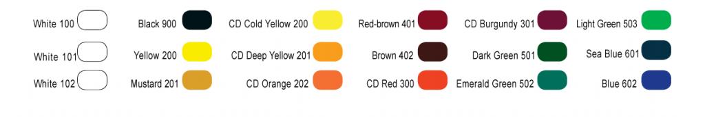 Fenzi tempver colors range photo
